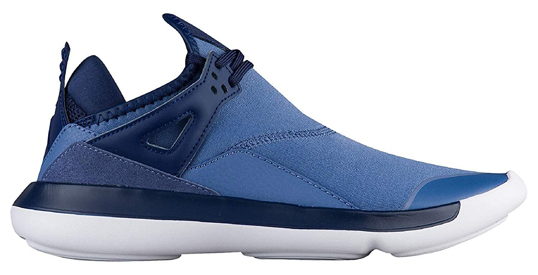 buy online b4cc8 6ca8c Amazon.com   Jordan Fly 89 - Girls Grade School Basketball Shoes Blue    Basketball