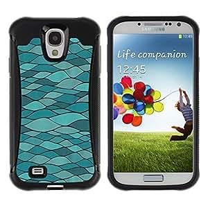 "Pulsar iFace Series Tpu silicona Carcasa Funda Case para Samsung Galaxy S4 IV I9500 , Moderno Estructura Arquitectura Arte carretera"""