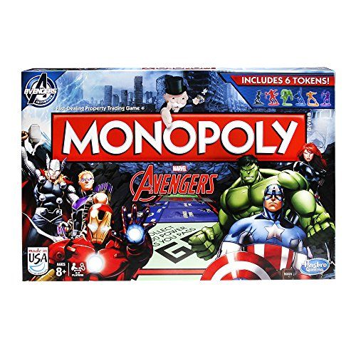 monopoly board games uk - 5