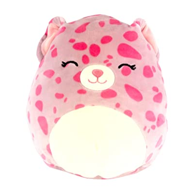 SQUISHMALLOWS - Lori The Leopard - Plush Stuffed Animal Figure - 9 Inch: Toys & Games