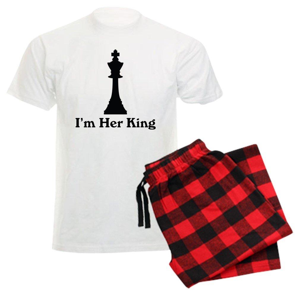 CafePress Im Her King Pajama Set