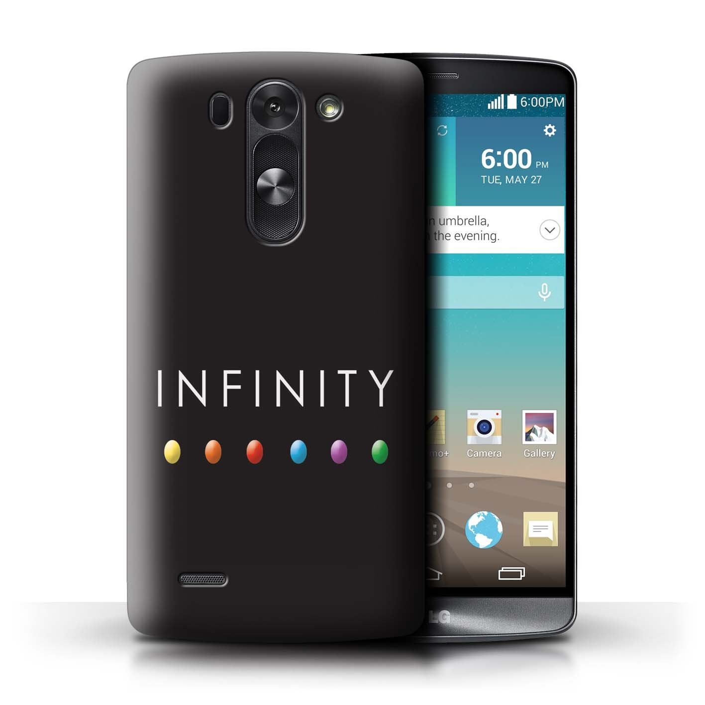 Stuff4® Phone Case/Cover/Skin/LG de CC/Infinity War Inspired ...