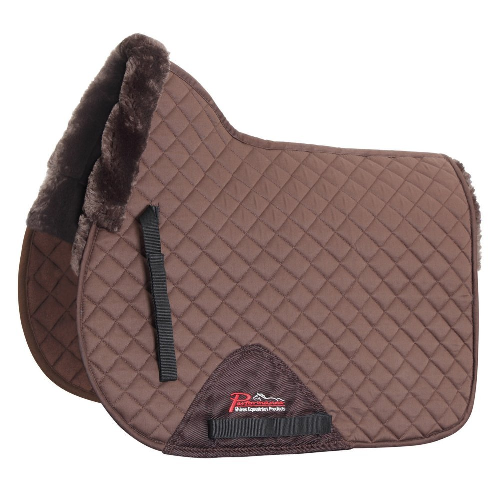 Shires Performance Full Size Supafleece Saddle Cloth Shires Equestrian Products