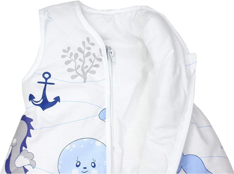 TupTam Unisex Baby Schlafsack ohne /Ärmel Wattiert