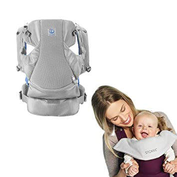 64144ddb626 Amazon.com   Stokke MyCarrier Front and Back Carrier