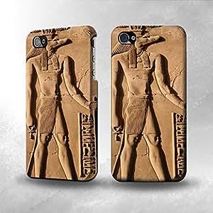 Apple iPhone 4 / 4S Case - The Best 3D Full Wrap iPhone Case - Egyptian Sobek