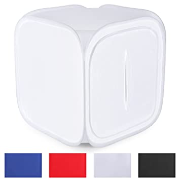 NEEWER Photo Studio Light Tent Diffusion Soft Box Shooting Cube 24x24 inch/60x60 cm  sc 1 st  Amazon.ca & NEEWER Photo Studio Light Tent Diffusion Soft Box Shooting Cube ...