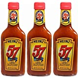 Heinz 57 Sauce, 10 Ounce, (Pack of 3)