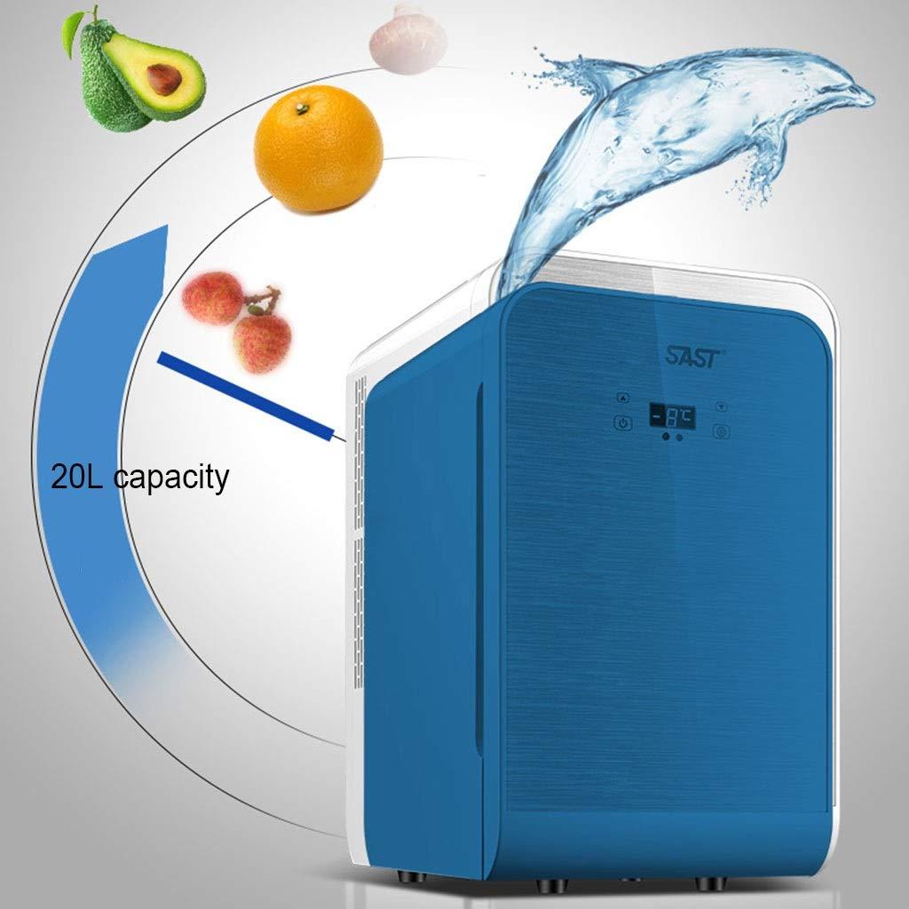 Outdoor Refrigerators Household Portable Refrigerator Insulin Refrigerator Portable Household Medicine Refrigerator Car Travel 20L (Color : Gray, Size : 292941cm) by Outdoor Refrigerators (Image #3)