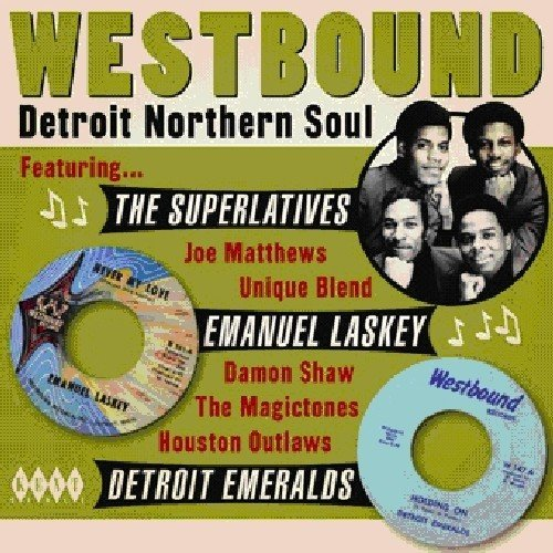 Price comparison product image Westbound Detroit Northern Soul
