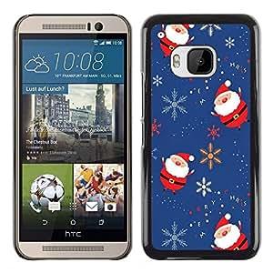Dragon Case - FOR HTC One M9 - must do it - Caja protectora de pl??stico duro de la cubierta Dise?¡Ào Slim Fit