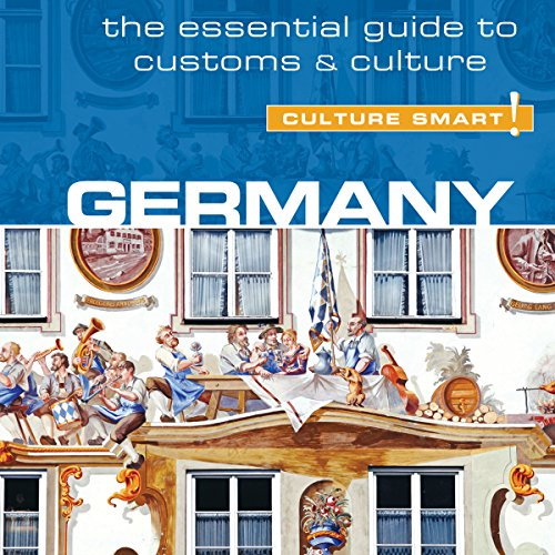 Germany - Culture Smart! Audiobook [Free Download by Trial] thumbnail
