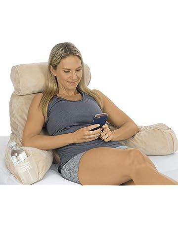 Peachy Shop Amazon Com Reading Bed Rest Pillows Dailytribune Chair Design For Home Dailytribuneorg