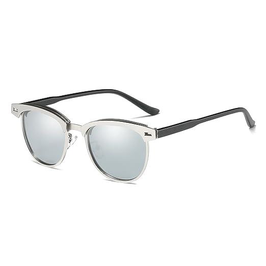 188c950a99c Amazon.com  Polarized Sunglasses for Men Women Driving sunglasses Fashion  Vintage Wayfarer Sun Glasses(3)  Home   Kitchen