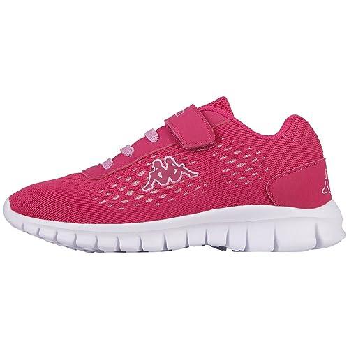 Kappa Nexus Kids, Zapatillas para Niñas, Pink (2221 Pink/Rosé), 32 EU