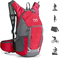 TXJ Sports 30L Hiking Backpack Lightweight Travel Waterproof Backpacks Perfect for Cycling,Biking,Hiking,Climbing,Skiing,Running,and Hunting Daypack for Women Men