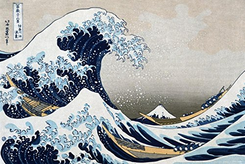Poster Revolution The Great Wave at