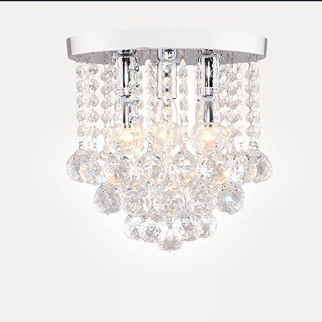 Modern Deluxe plafón redondo elegante fácil lámpara de techo ...