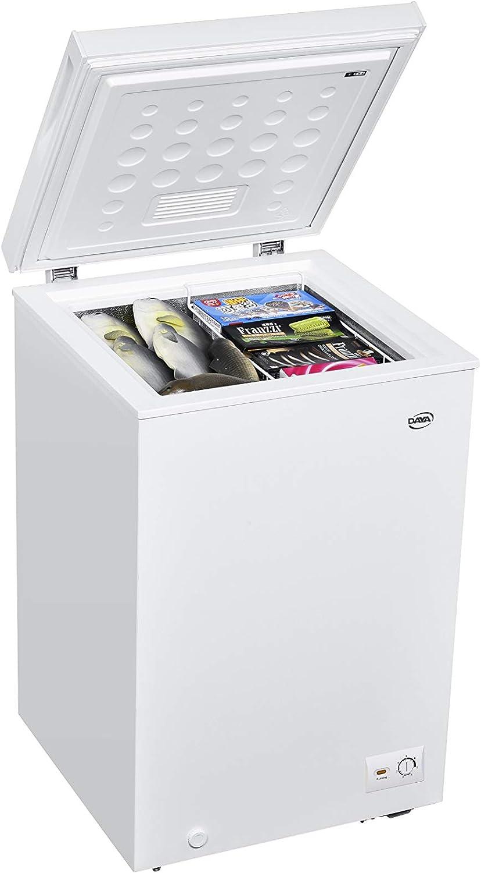 Daya DCP-108H8 - Congelador horizontal, 100 litros, clase A+, 1 ...
