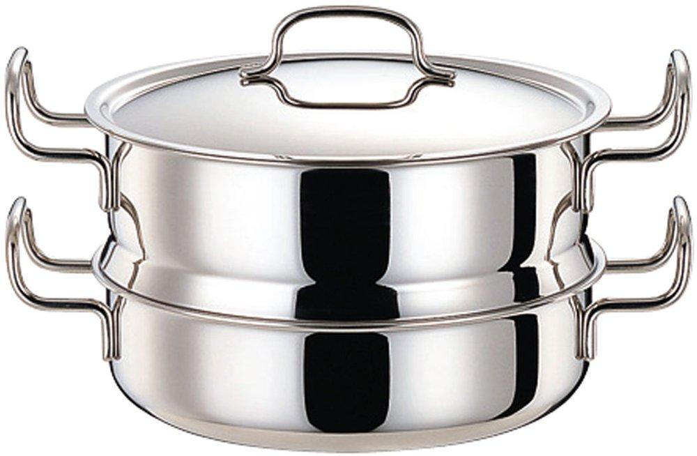 ジオ・プロダクト 蒸し器付鍋