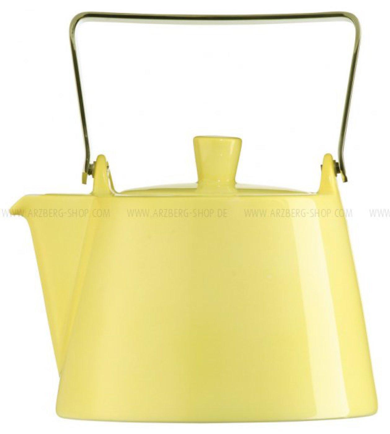 Teekannendeckel  12 cm Daily weiß von Arzberg