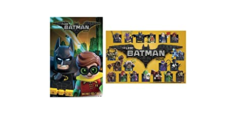 Amazon.com: Trends International Wall Poster Lego Batman ...