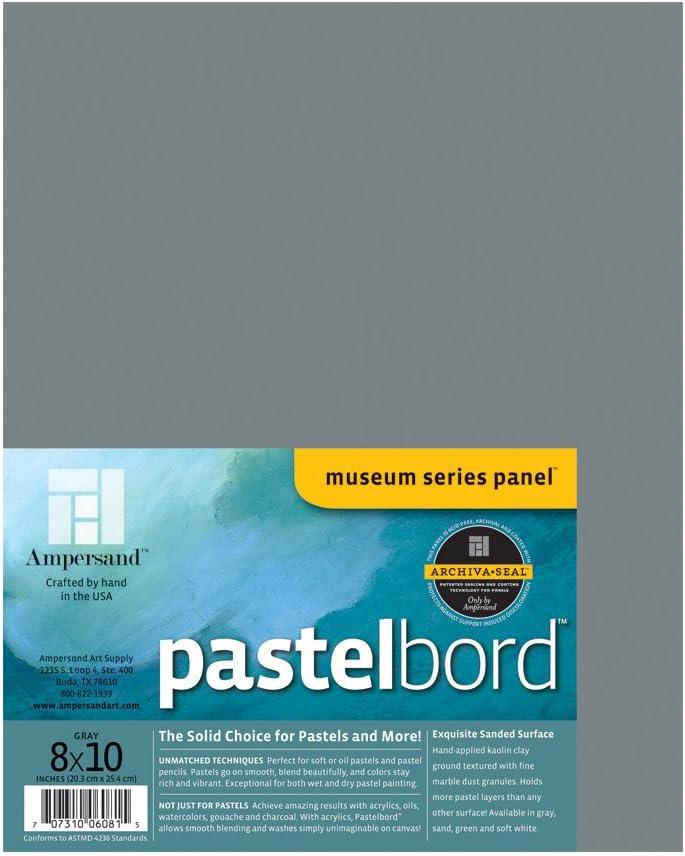 Ampersand Art Pastelbord 11 x 14 Sand
