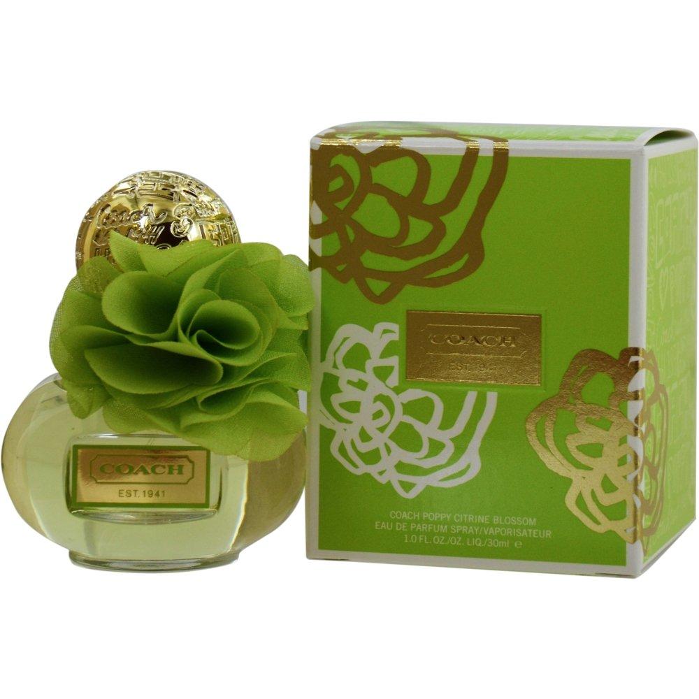 Amazon Coach Poppy Citrine Blossom Eau De Parfum Spray 1 Ounce