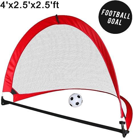 Porterias de Futbol para Niños Plegable Equipacion Futbol con ...