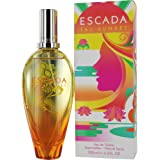 Taj Sunset by Escada for Women, Eau de Toilette Spray, 3.3 Ounce