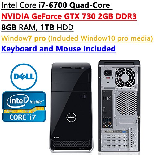 Dell Flagship Performance Quad Core Bluetooth