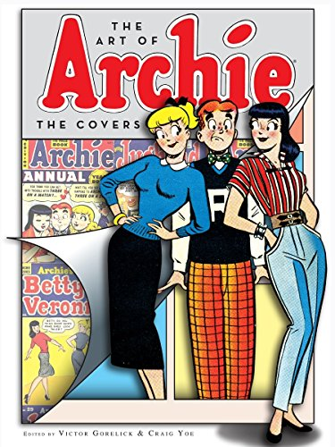 The Art of Archie: The Covers Art Poster Magazine Cover