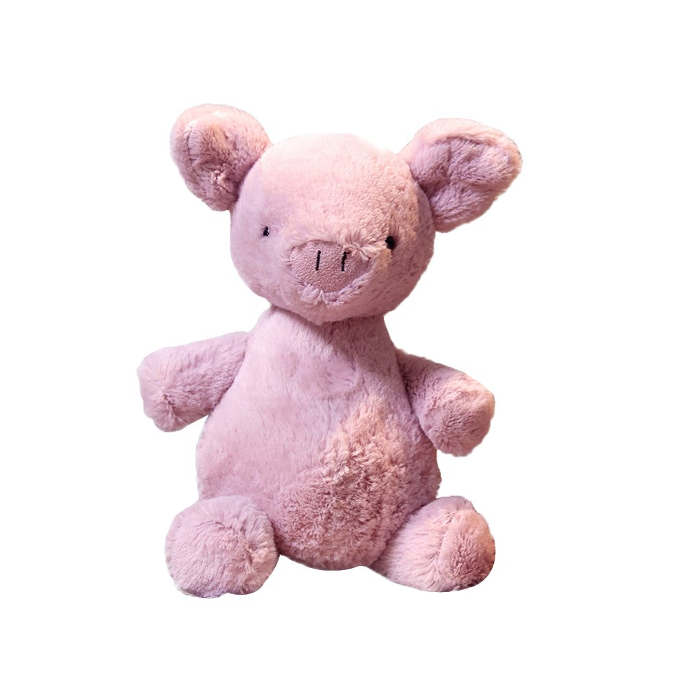 Sealive Plush Pig Stuffed Animal for Kids Adults, Super Soft Stuffed Animals Pink Pig Stuff Pig Plushie Toys Gifts for Girlfriend Girls