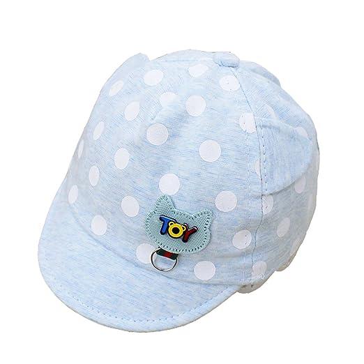 9a45313f7 Amazon.com: Wcysin Newborn Handmade Hat, Cotton Soft Cap for Babies ...