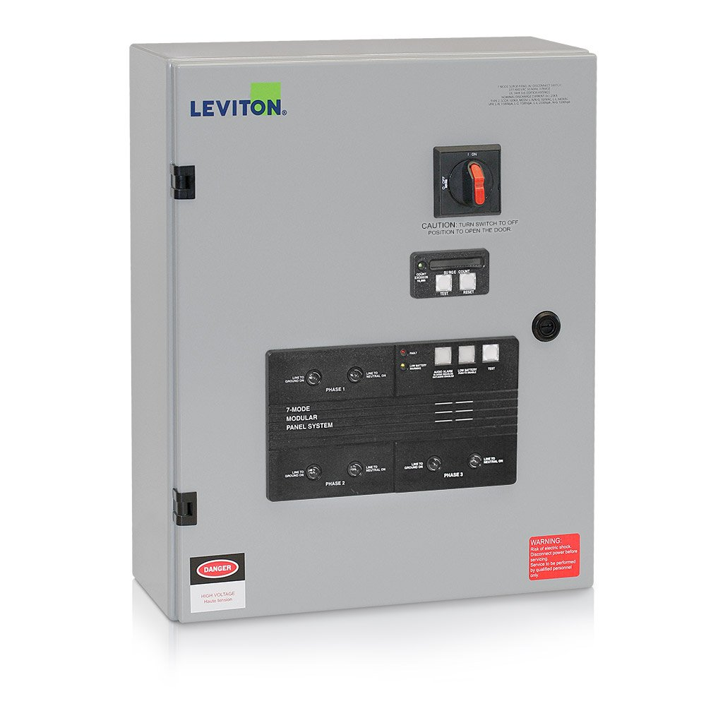 Beste Leviton Smart Panel Galerie - Elektrische Schaltplan-Ideen ...