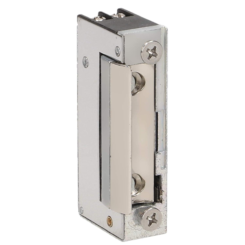 Basic ORNO Mini-Gr/ö/ße Elektrischer T/ür/öffner f/ür Beide Linke und Rechte T/ür Symmetrisch 9-16V AC//DC