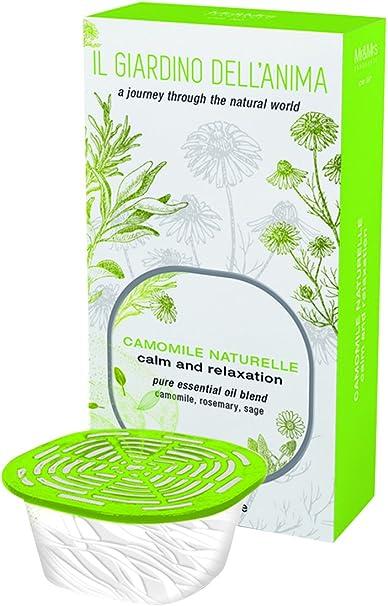 Mr Mrs Fragrance Garten Der Seele Kapseln Camomille Naturelle Kunststoff Transparent Amazon De