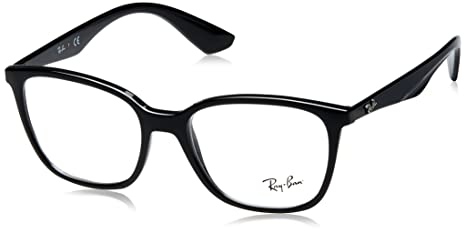 Ray-Ban RX7066 Glasses in Black RX7066 2000 52  Amazon.ca  Luggage ... 342d0af6856