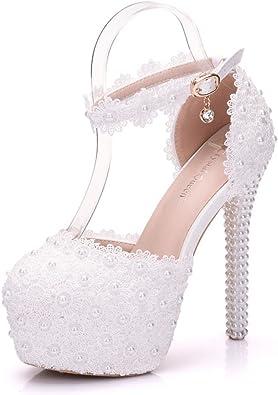 Round Toe Platform Sandals for Women