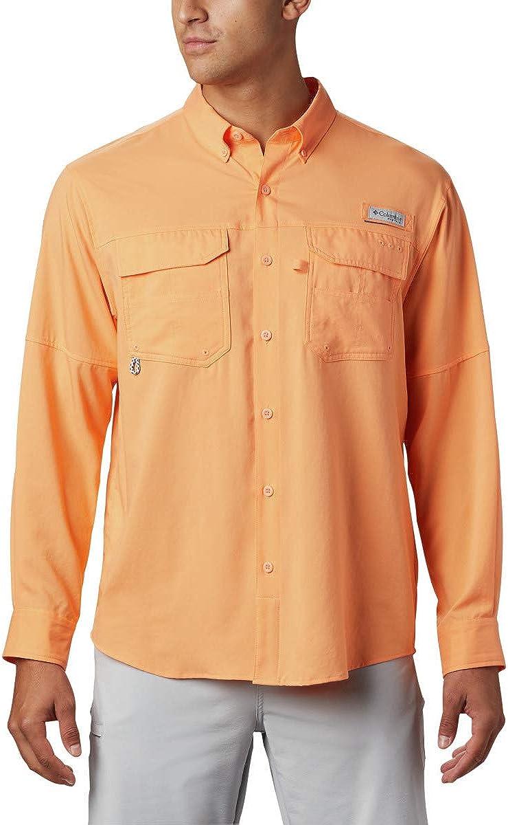 Columbia Mens Blood and Guts Iii Ls Woven Shirt