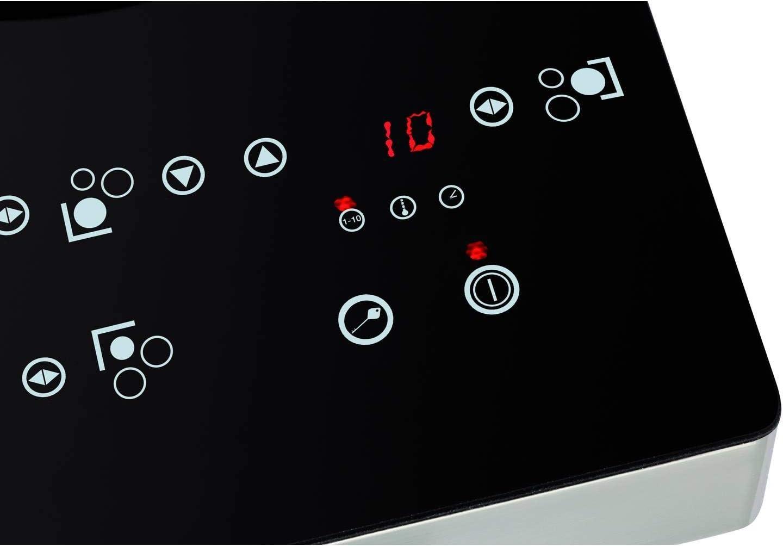 Bartscher IK 3342 105858 Fornello a induzione a 3 piani cottura