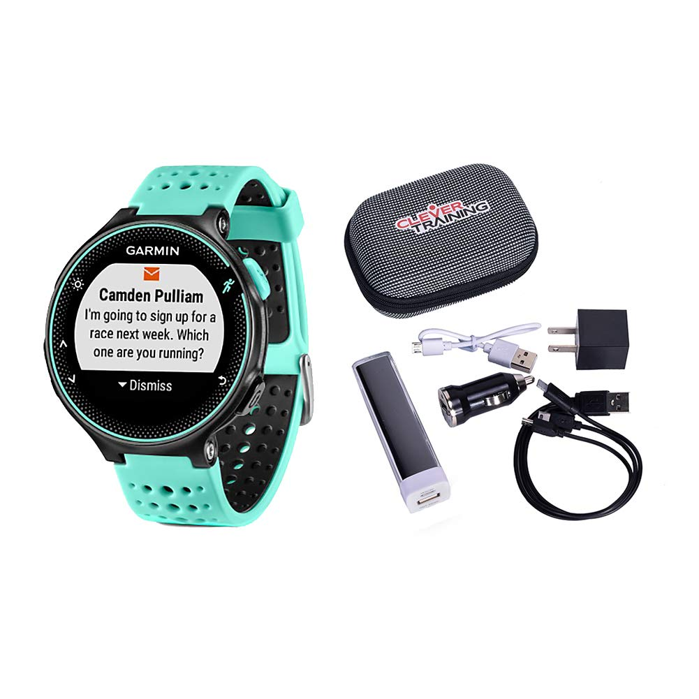 Smart Training Garmin Forerunner 235 - Reloj Inteligente para ...