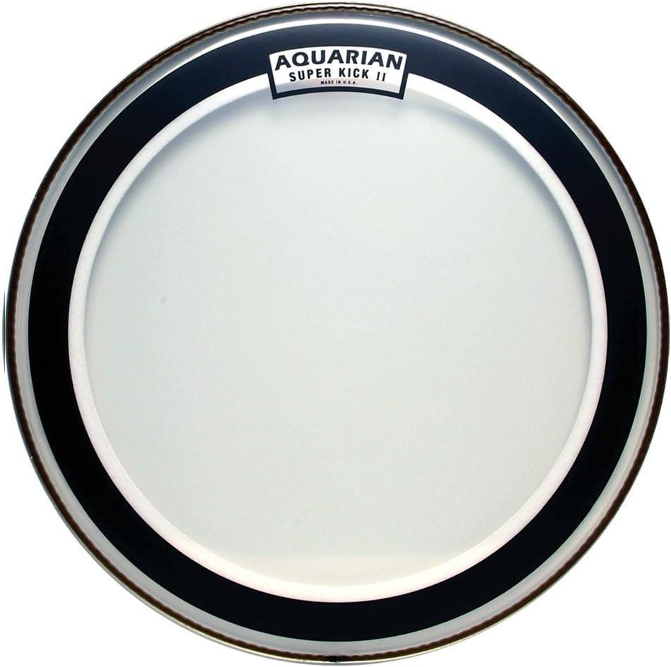 Aquarian Drumheads Super-Kick II Drumhead Pack (SKII22) 61wXjSIvS1L