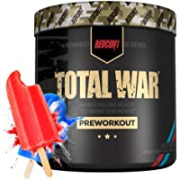 Redcon1 - Total War - Pre Workout,Increase Energy, Increase Endurance and Focus, Beta-Alanine, 350mg Caffeine…