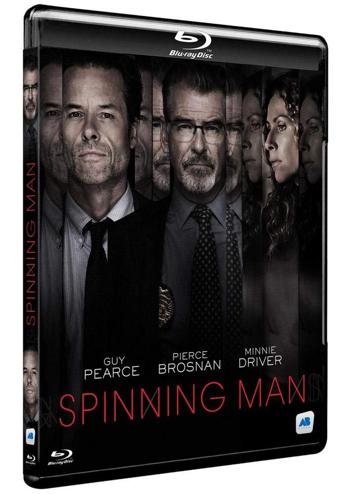 Spinning Man [Francia] [Blu-ray]: Amazon.es: Guy Pearce, Pierce ...