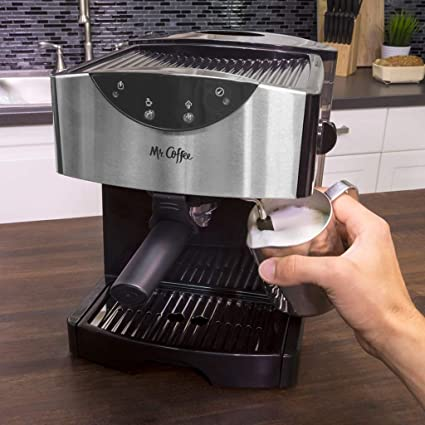 Mr. Coffee Automatic Dual Shot Espresso Best expresso machine