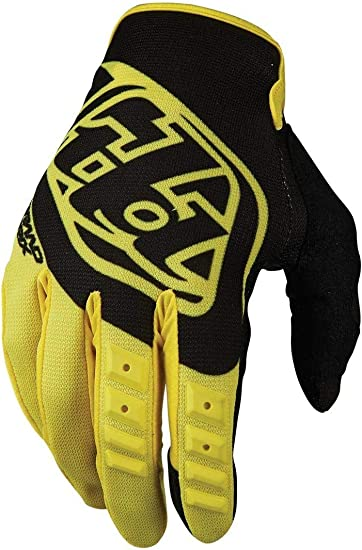 Flo Ylw All Sizes Troy Lee Designs Air Youth Motorcycle Glove