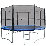 Homgrace Trampoline, 10FT UV Proof Coating Trampoline With - Best Reviews Guide