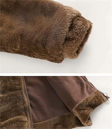 SUPEYA Toddler Baby Girls Winter Bear Ear Hooded Coat Cloak Jacket Thick Warm Outwear