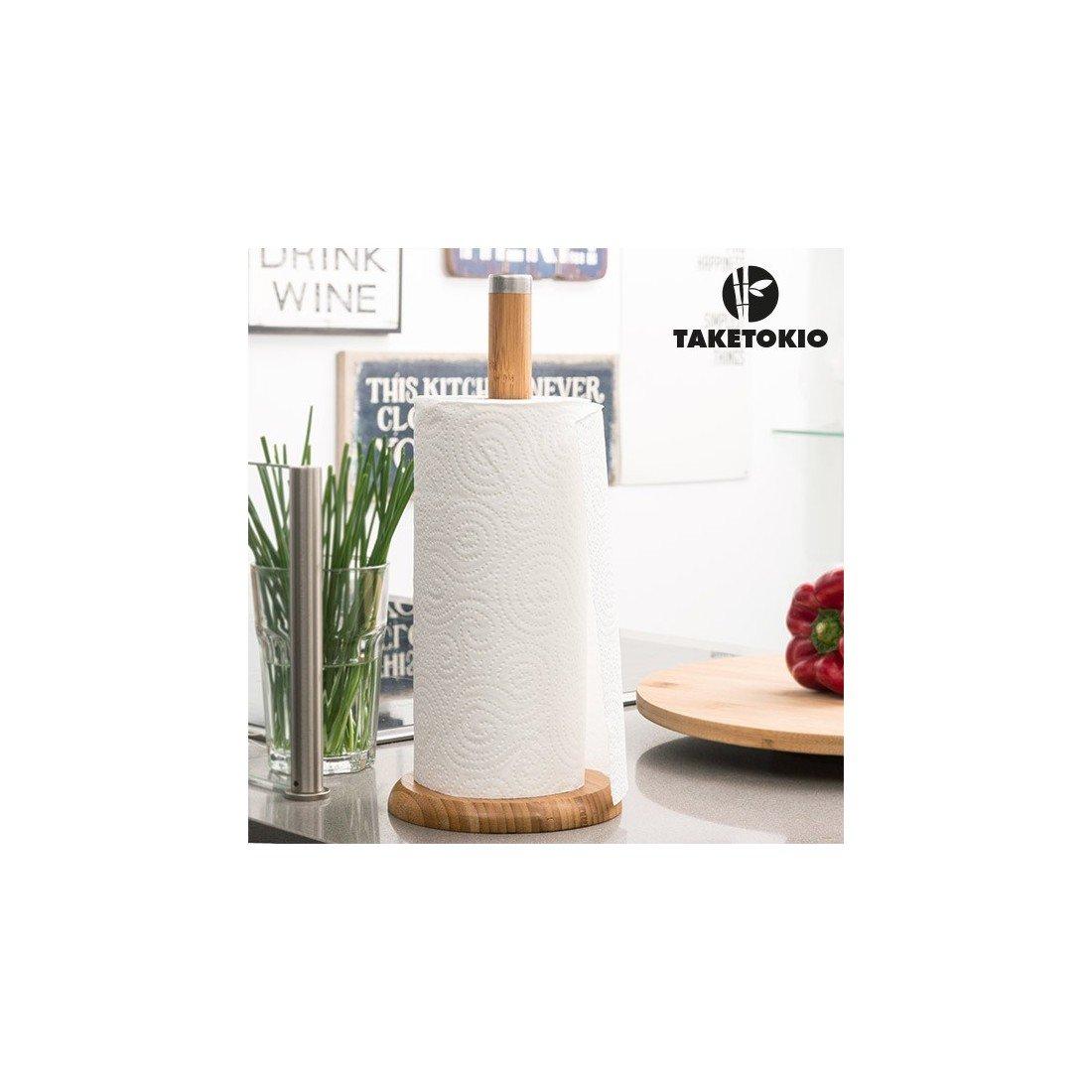 Fashion Manufacturer Portarotolo Bambu 32 cm. 784200490